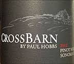 CROSSBARN BY PAUL HOBBS SONOMA COAST PINOT NOIR 2013