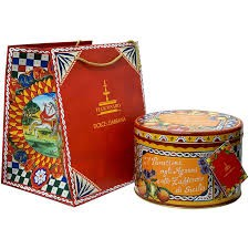 PANETTONE CLASSICO CITRUS AND SAFRON  BY DOLCE & GABBANA