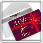 $25.00 GIFT CERTIFICATE BY ANACAPRI