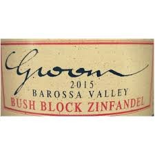 GROOM BAROSSA VALLEY BUSH BLOCK ZINFANDEL 2015