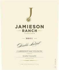 JAMIESON RANCH DOUBLE LARIAT CABERNET SAUVIGNON NAPA VALLEY 2016