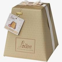 CREAM PANDORO BY LOISON IN BOX