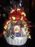HOLIDAY AMALFI GOURMET GIFT BASKET BY ANACAPRI