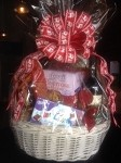 HOLIDAY CAPRI GOURMET GIFT BASKET BY ANACAPRI