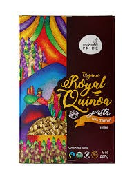ROTINI ORGANIC ROYAL QUINOA PASTA WITH TARWI BY ANDEAN PRIDE