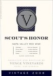 VENGE VINEYARDS SCOUT'S HONOR NAPA VALLEY RED 2017