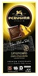 DARK CHOCOLATE WITH LIMONCELLO  BAR BY PERUGINA