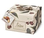 PANETTONE MARRON GLACE BY LOISON