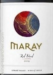 MARAY RED BLEND LIMARI VALLEY 2013