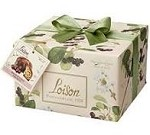 CHERRY  PANETTONE BY LOISON
