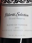 MARCELO PELLERETI SELECCION GRAND RESERVE  BLEND OF TERROIR 2014