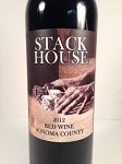 STACK HOUSE RED WINE SONOMA COUNTY 2011