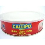 TUNA IN OLIVE OIL BY CALLIPO